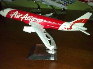 Air Asia 1:400