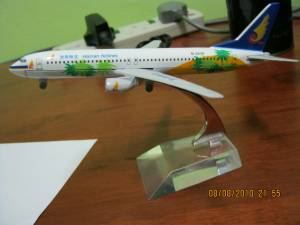 Hainan Airlines Coconut Livery