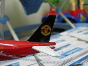 Air Asia Manchester United Edition B Type