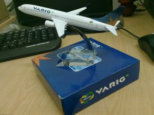 Varig and Box